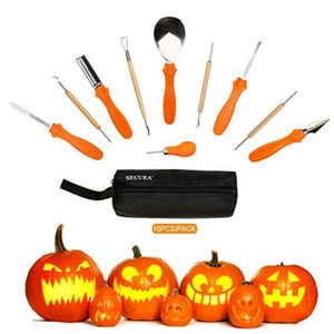 10 pc Pumpkin Carving Tools For Halloween